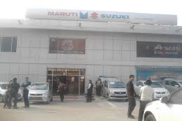 Vipul Motors, Mathura road Faridabad