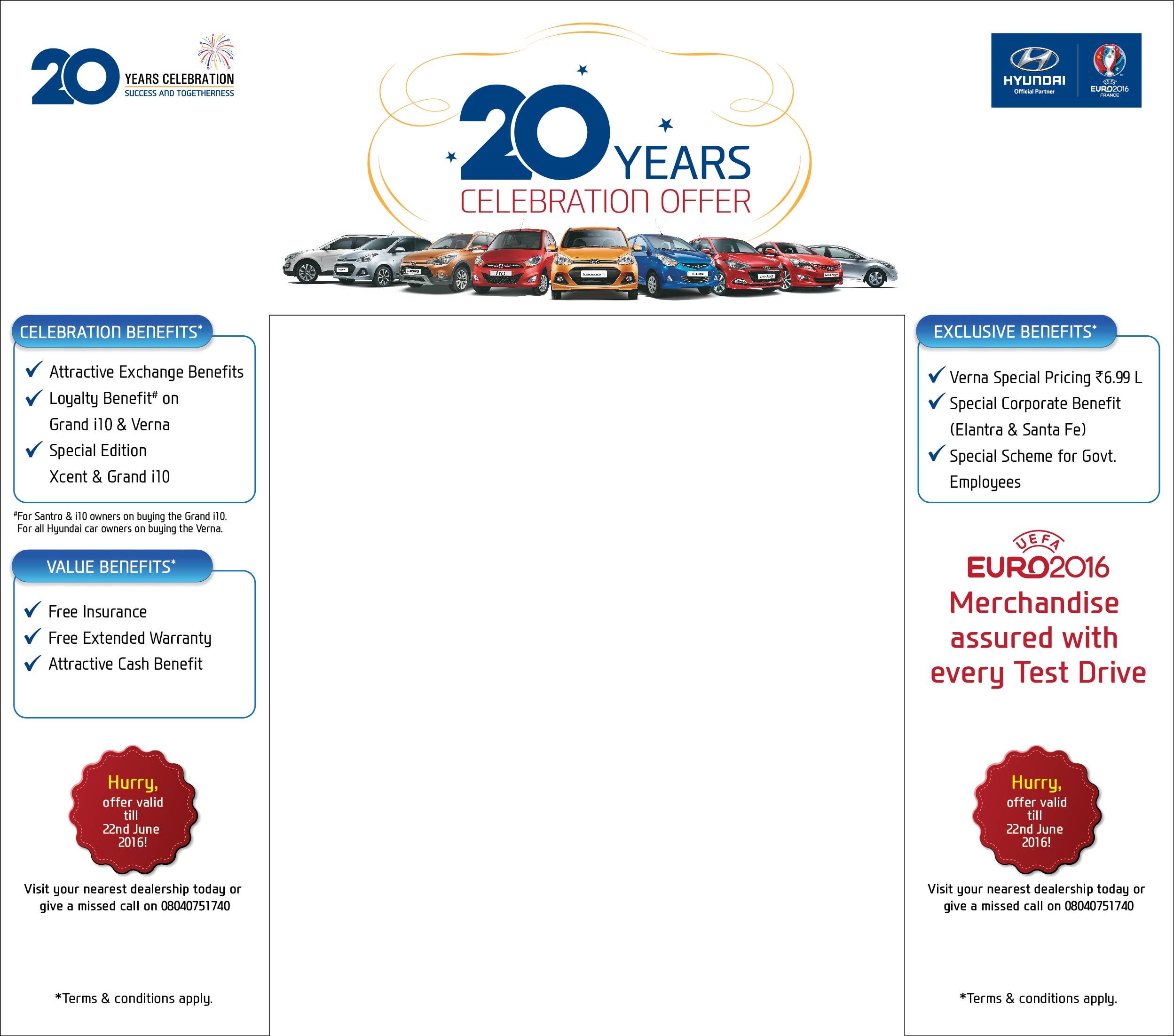 Offers & Discounts on Hyundai Vehicles | Saini Hyundai