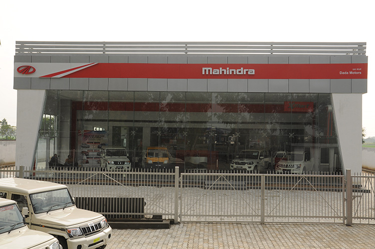Mahindra Dealers And Showrooms In Ludhiana Jagraon Mandi