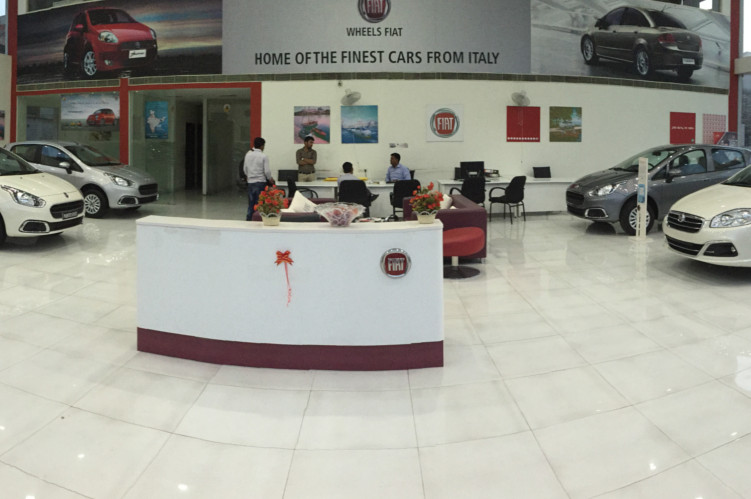 Fiat Dealers And Showrooms In Mohali Chandigarh Panchkula Wheels
