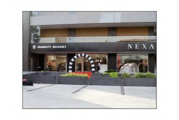 Amar Cars Nexa Showroom  - Exterior