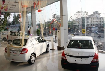 Amar Cars Karelibaug Showroom - Interior - 1