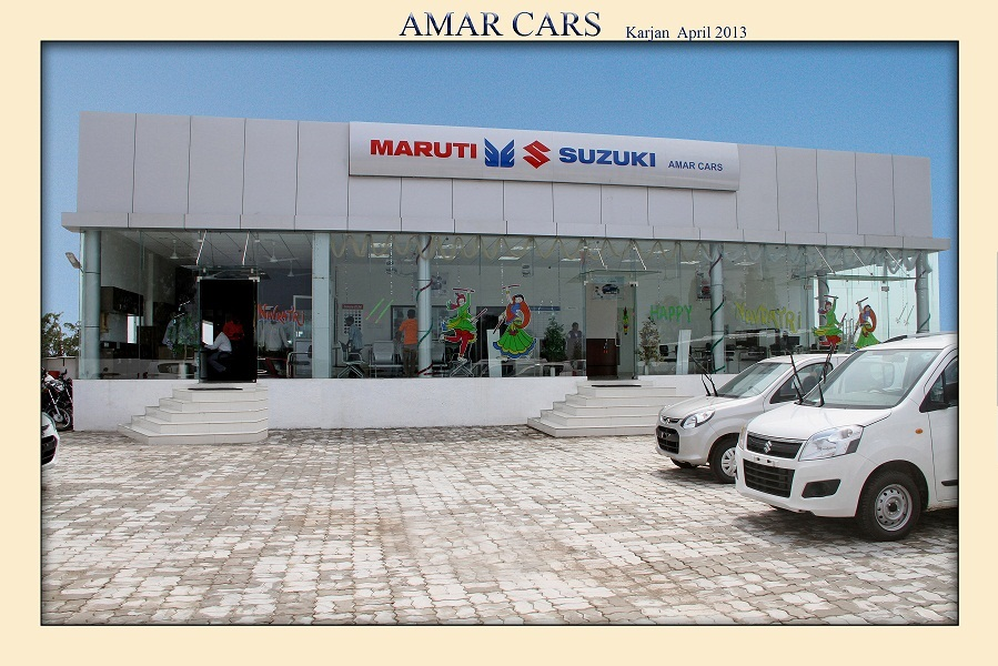 Suzuki Car Showroom In Karachi