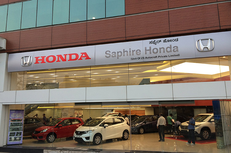 Honda Showroom And Workshop Images