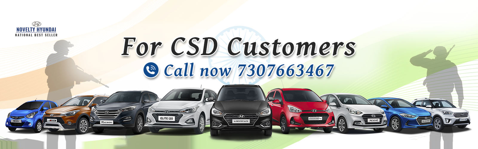 Novelty Hyundai | Contact us for any Feedback or Complaint