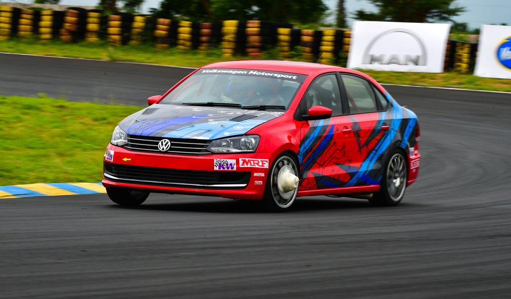 The Dazzling Decade Of Volkswagen Motorsports Car India Range - Volkswagen Mumbai