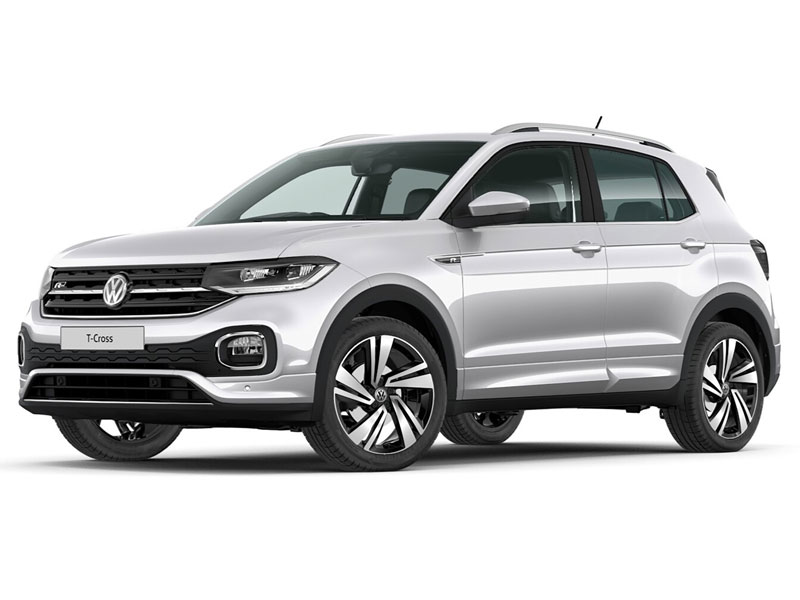 The Indian market oriented, The Volkswagen T-Cross – All You Need To Know - Volkswagen India