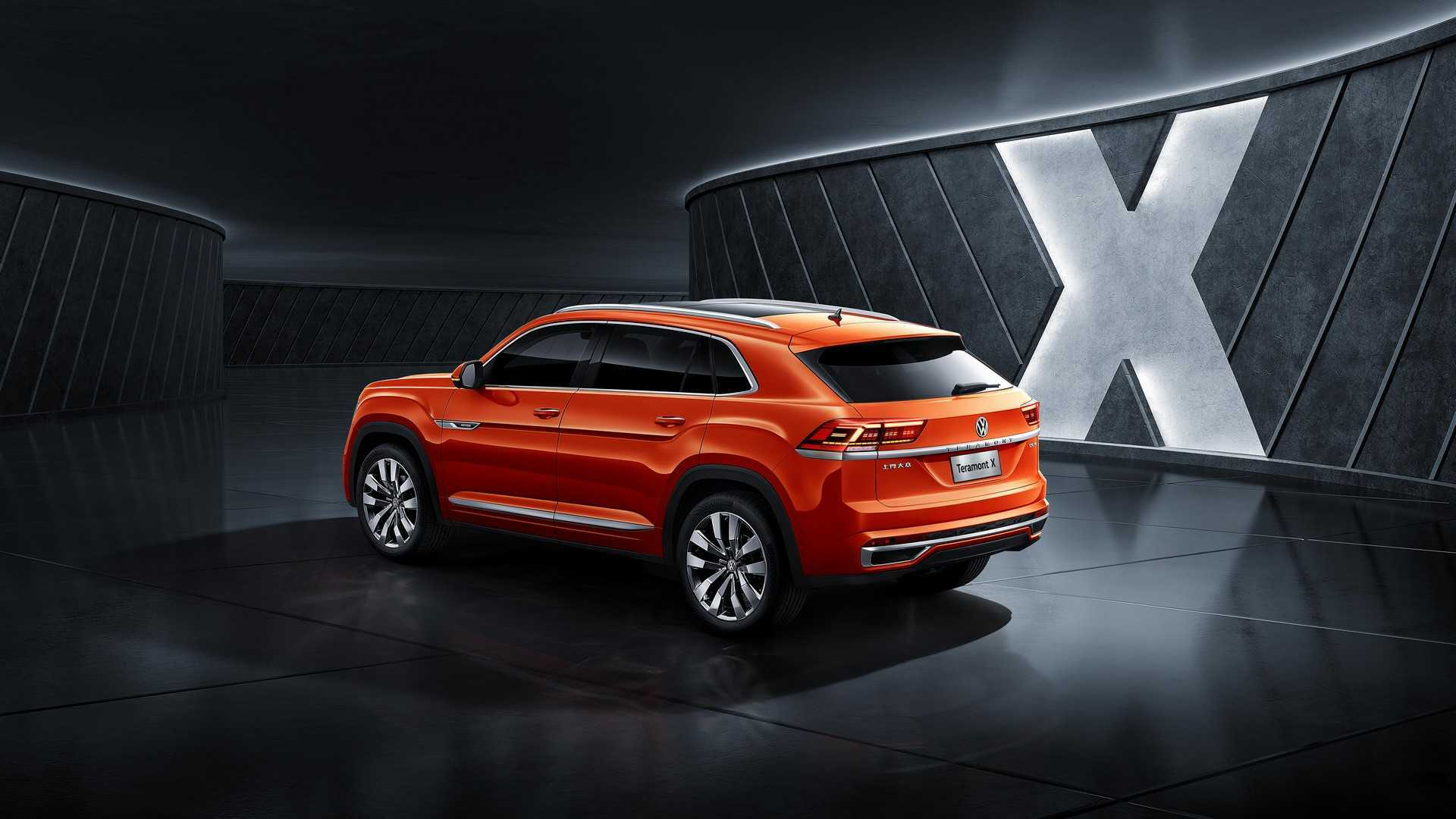 2019 Auto Shanghai Lighted Up With The Launch Of Volkswagen Teramont SUV Coupe!  - Volkswagen India - Mody Auto Group