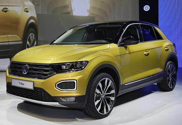 All You Need To Know About The Upcoming Volkswagen T-Roc in India - Volkswagen Mumbai - Mody Auto Group