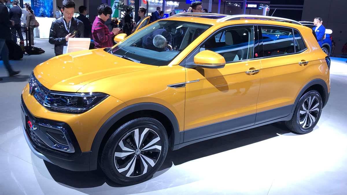 The Indian market oriented, The Volkswagen T-Cross – All You Need To Know - Volkswagen Hyderabad