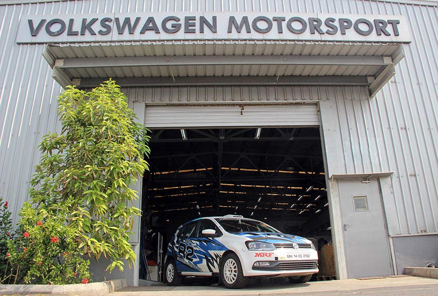The Dazzling Decade Of Volkswagen Motorsports Car India Range - Volkswagen Thane