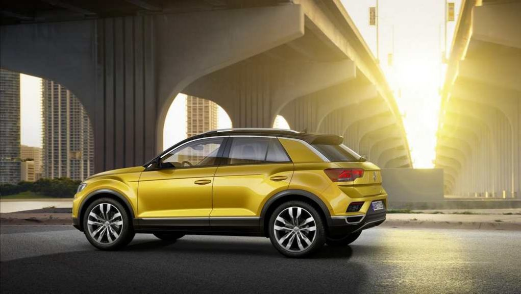 All You Need To Know About The Upcoming Volkswagen T-Roc in India - Volkswagen Hyderabad - Mody Auto Corp