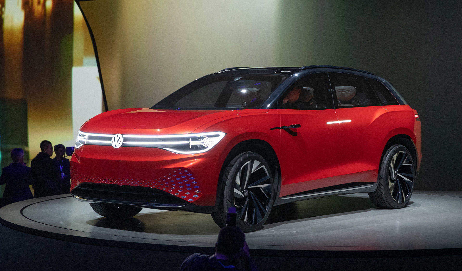 Volkswagen to challenge Tesla X dominance in China with Electric SUVs - Volkswagen India - Mody Auto Group